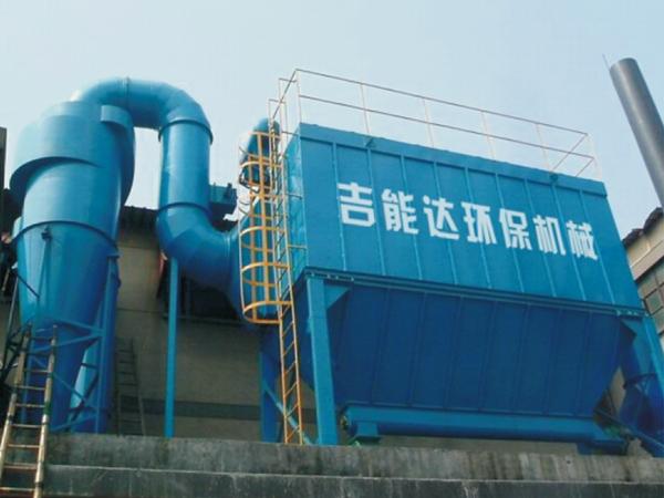 LPF(M)型煤磨专用气箱脉冲袋式除尘器